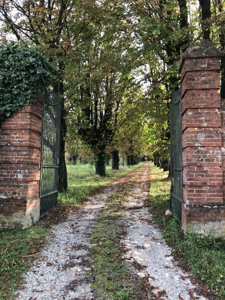 ingresso Villa Foa